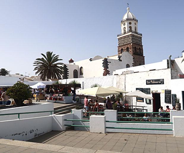 Cosa fare a Lanzarote Mercato Teguise