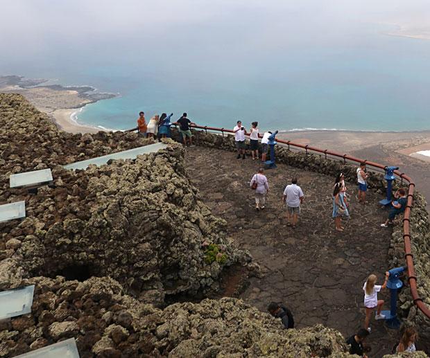 cosa vedere a Lanzarote Mirador