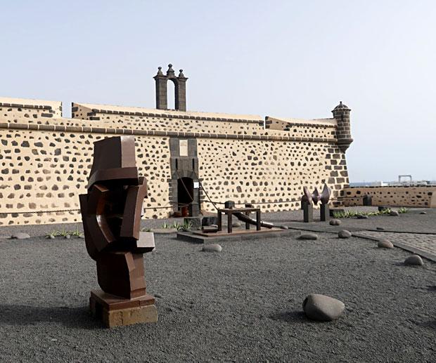Cosa vedere a Lanzarote Castillo di San José