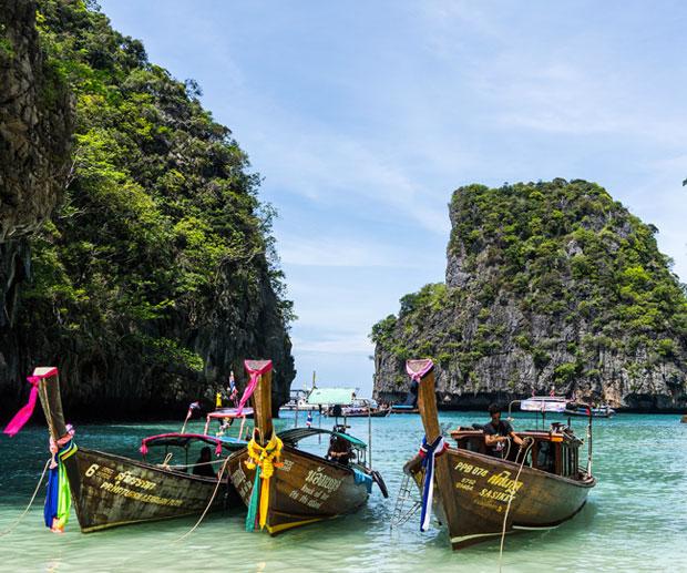 Isole Migliori della Thailandia Phi Phi