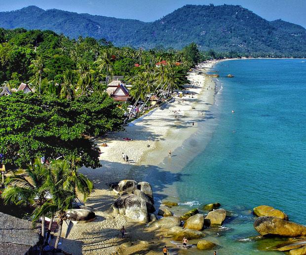 Isole Thailandia Ko Samui