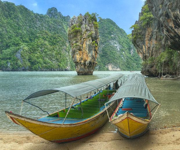 Thailandia mare Isola Phuket
