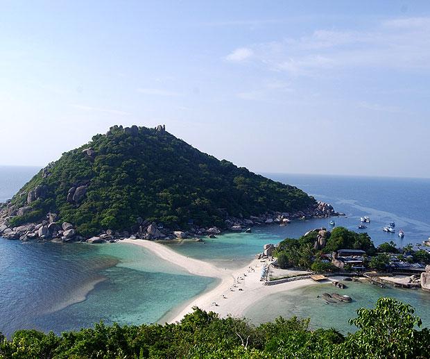 Mare in Thailandia Koh Nang Yuan