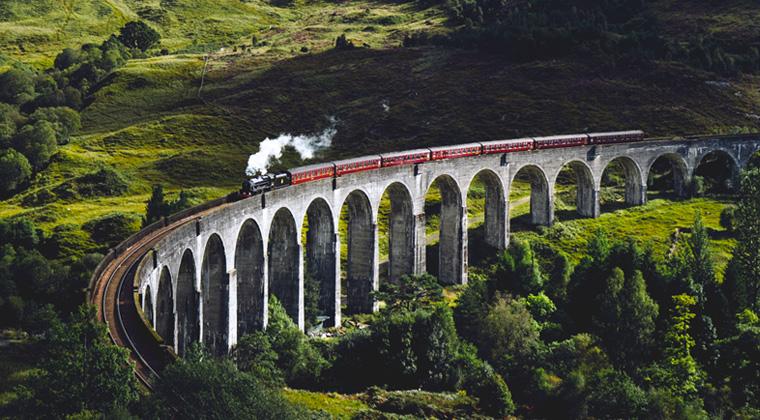viaggiare in treno per risparmiare