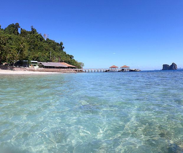 le spiagge di Koh Ngai