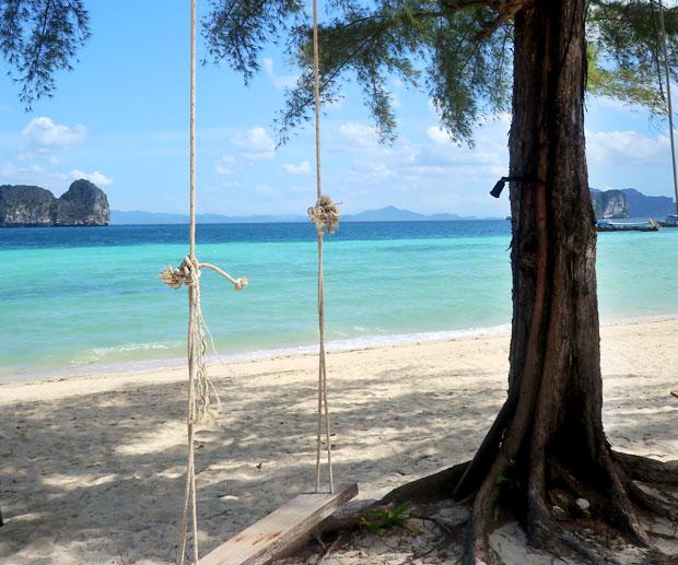 vacanza a Koh Ngai