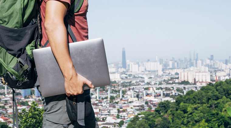 consigli per essere nomade digitale