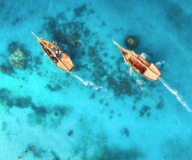 cosa a fare Zanzibar safari blue