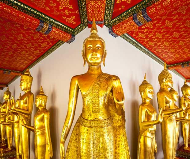 tempio wat Pho