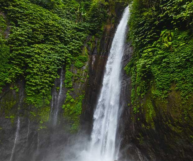 Cascate Munduk Bali
