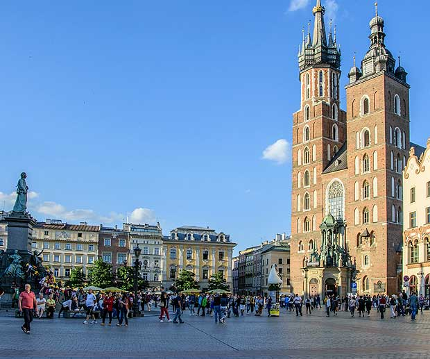 Dove soggiornare Cracovia