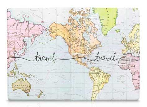 regalo viaggio porta passaporto