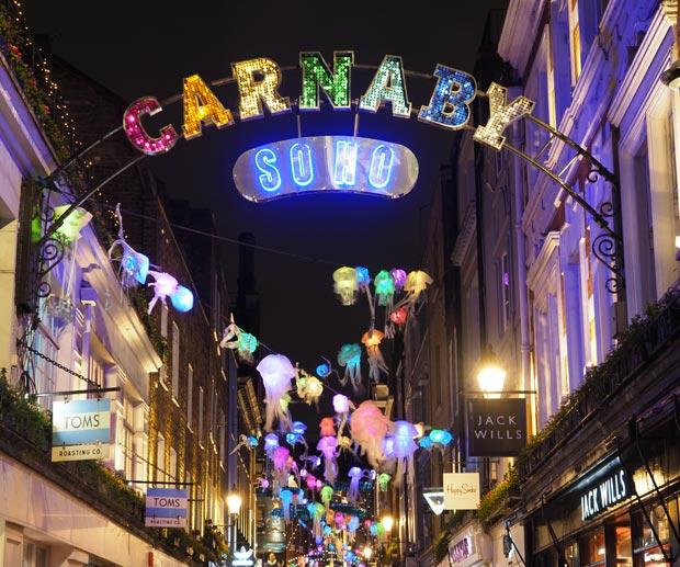 quartieri più belli Londra: Soho