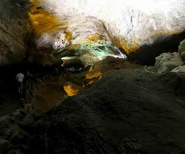 grotta Cueva de Los Verdes