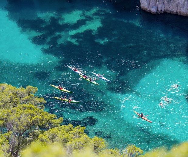 Spiagge Cassis Costa Azzurra