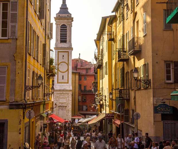 Zona Old Town Nizza