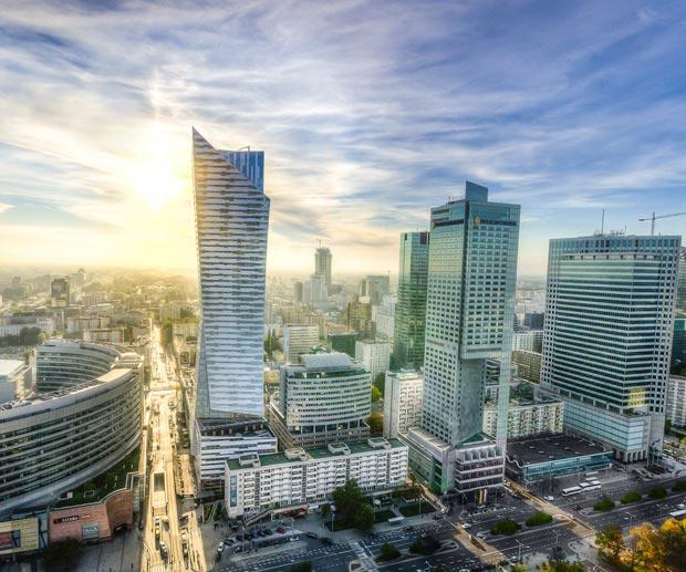 Zona Centrum Varsavia