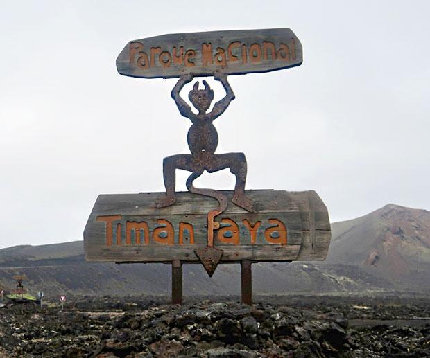 Ingresso Timanfaya