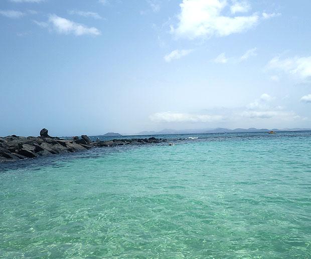 spiagge playa blanca