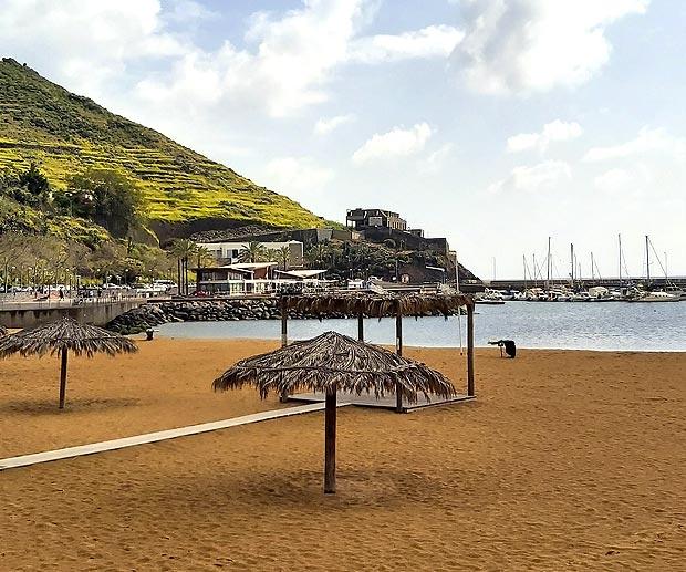 Madeira spiagge