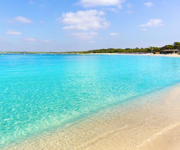 Spagna Mare Baleari