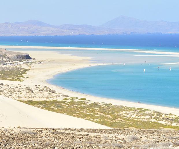 visitare Sotavento Fuerteventura
